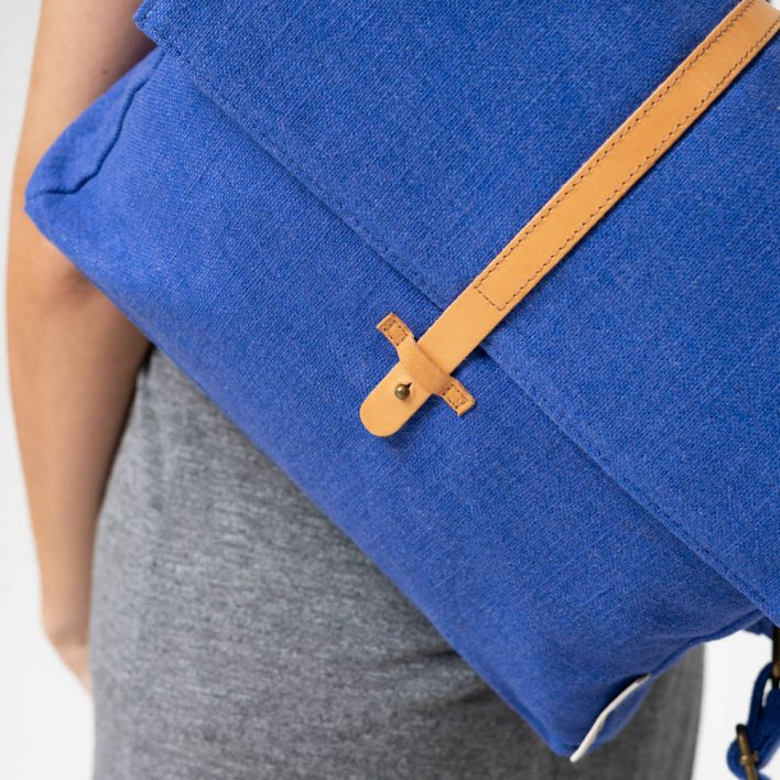 Monk & Anna - Kodomo - Backpack - Ink blue