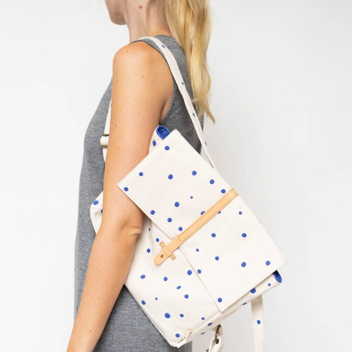 Monk & Anna - Kodomo - Backpack - Dots