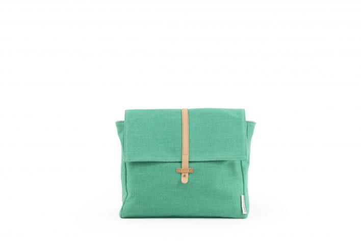 Monk & Anna - Backpack - Emerald Green