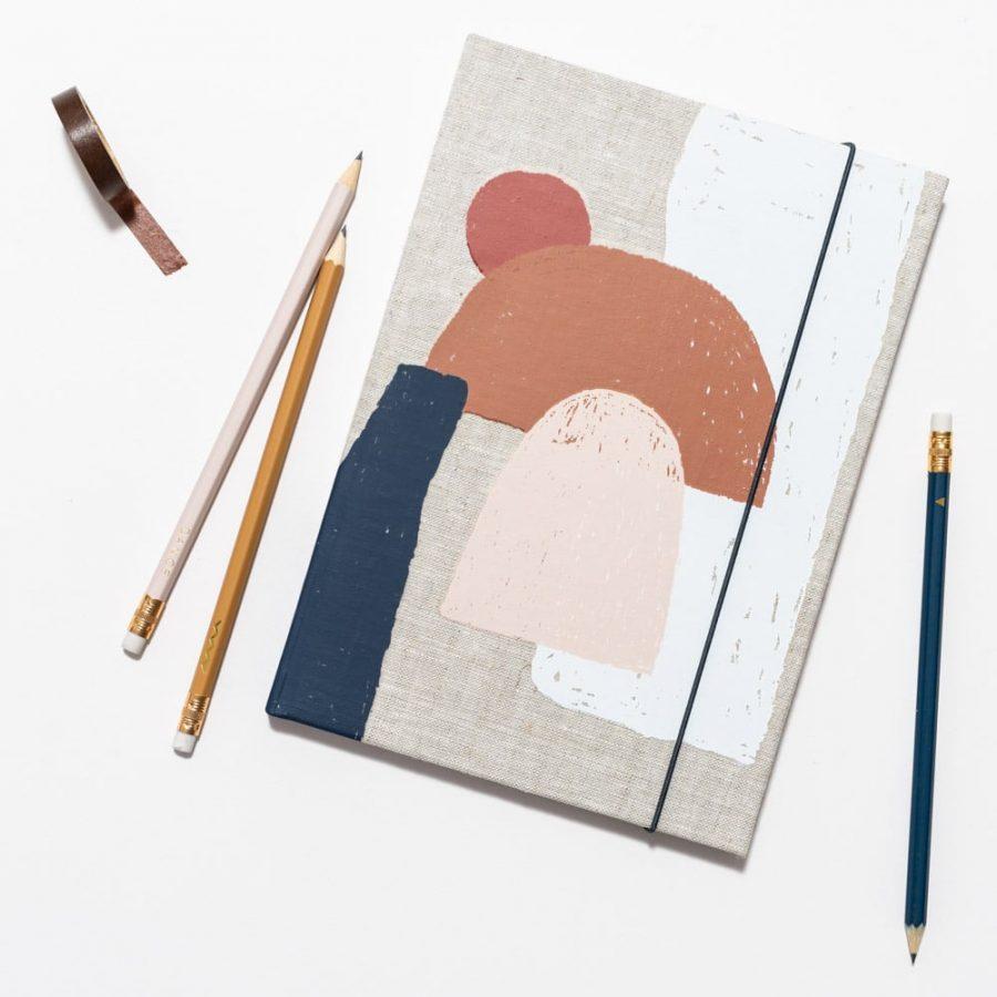 monk & Anna notebook