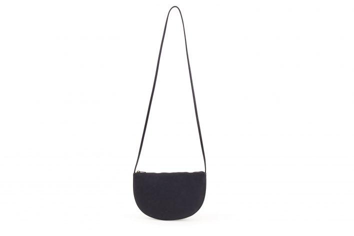 M&A – Farou half moon bag – Midnight blue