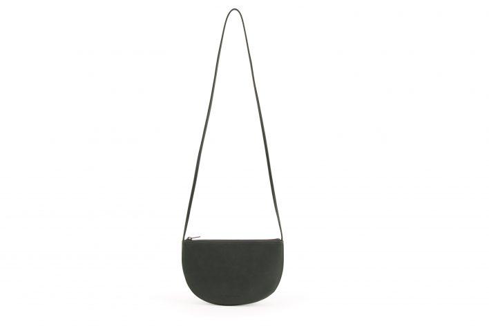 M&A – Farou half moon bag – pine green