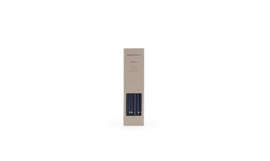 Monk & Anna – Pencils – midnight blue