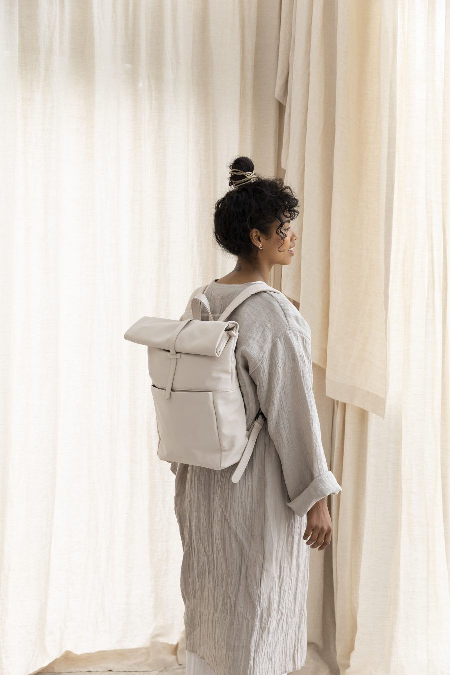 1601361 – Monk & Anna – Herb backpack – Nude