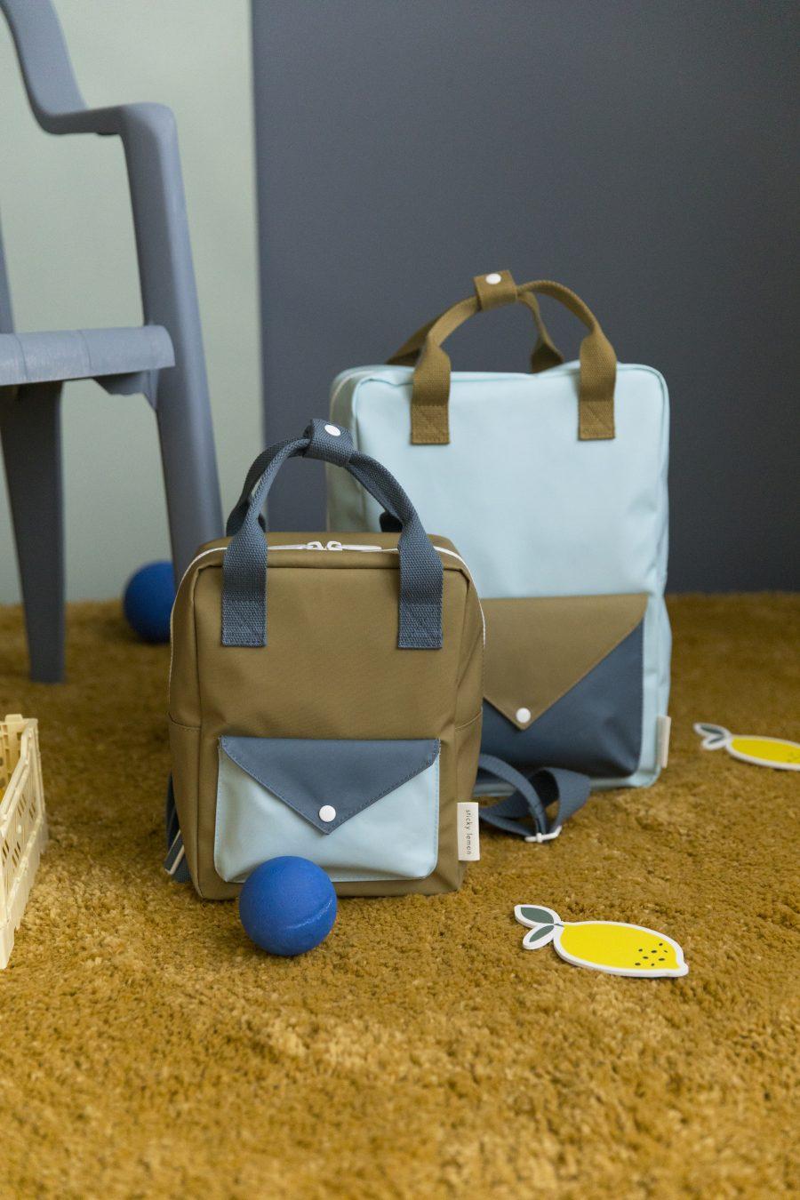 1801333 Sticky Lemon – backpack large – envelo
