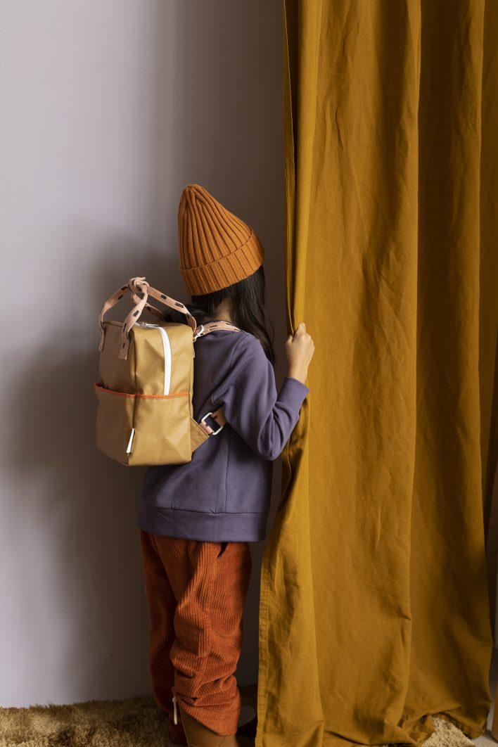 1801528 – Sticky Lemon – Backpack small – panache gold, lemonade pink