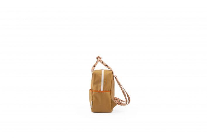 1801528 – Sticky Lemon – backpack small – sprinkles – panache gold _ lemonade pink – side