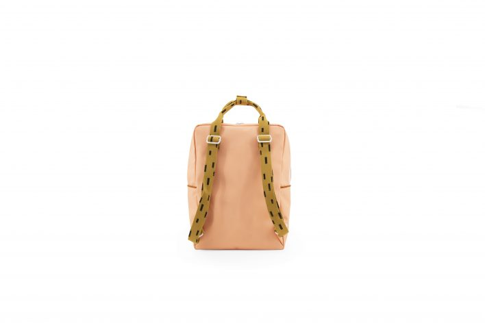 1801532 – Sticky Lemon – backpack large – sprinkles – lemonade pink _ panache gold – back