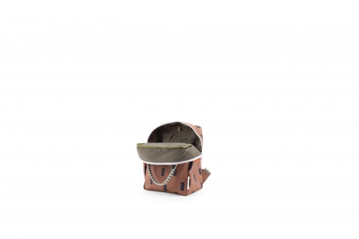 1801543 – Sticky Lemon – product – backpack small – sprinkles specialedition – cinnamon brown _inside
