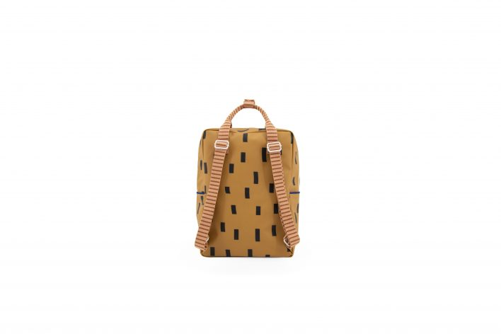 1801545 – Sticky Lemon – backpack large – special edition sprinkles -panache gold lemonade pink back