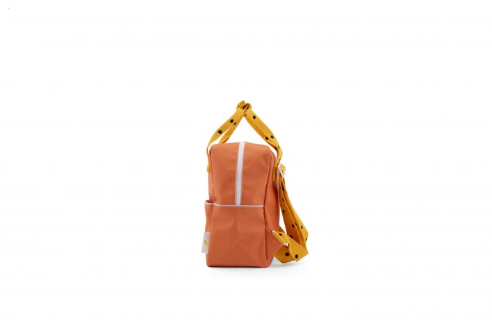 1801640 – Sticky Lemon – freckles – backpack small – carrot orange + sunny yellow + candy pink 1-