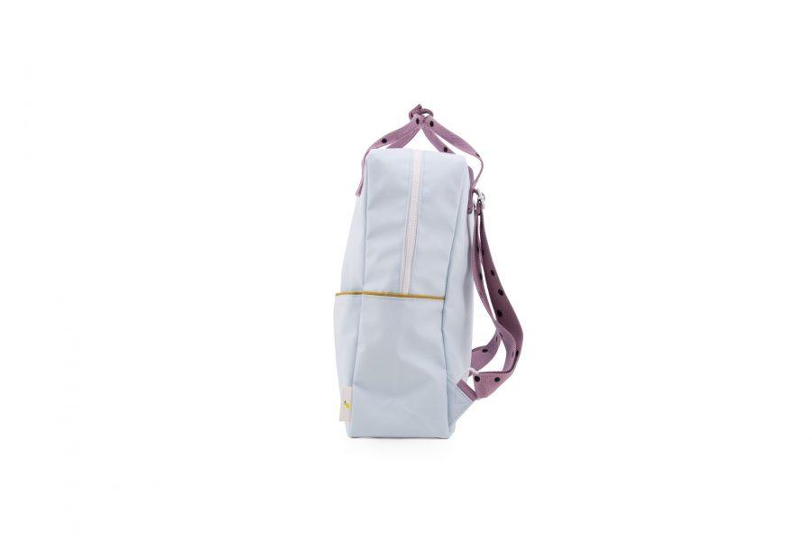 1801645 – Sticky Lemon – freckles – backpack large – sky blue + pirate purple + caramel fudge – (2)