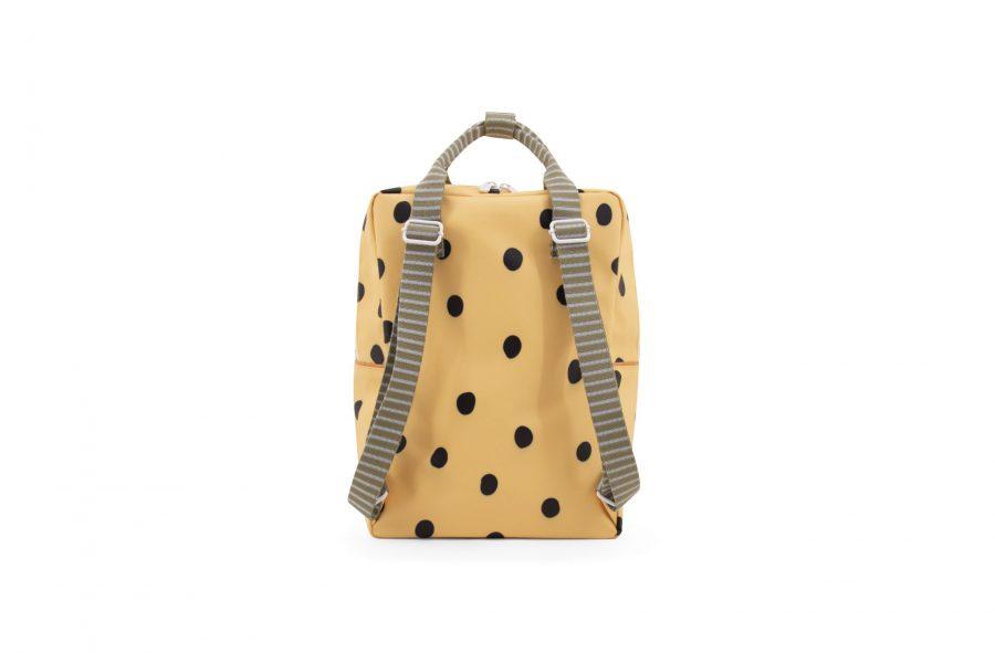 1801648 – Sticky Lemon – freckles – backpack large – back