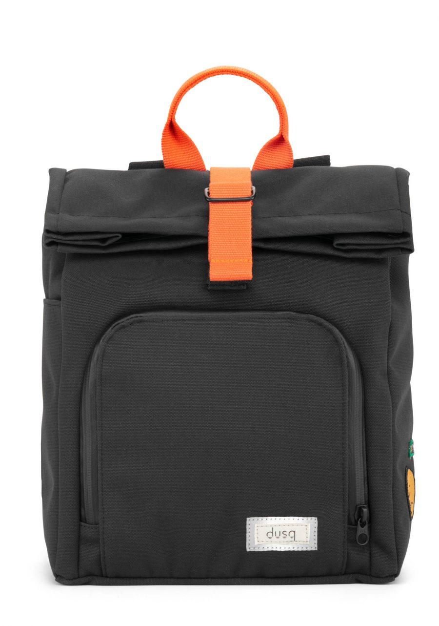 Dusq_mini_black_orange_front