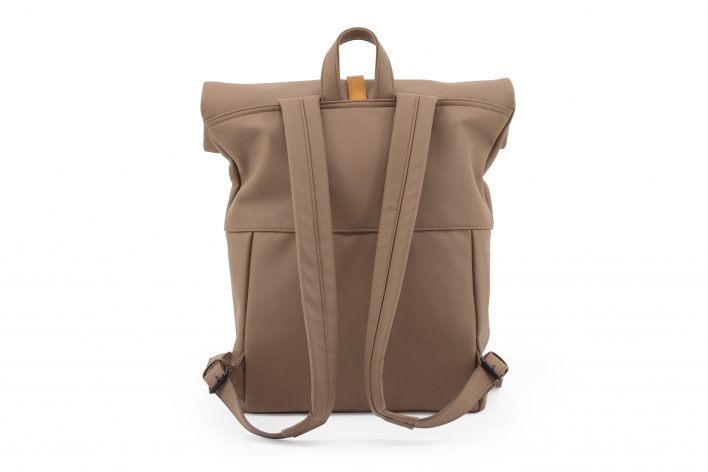 1601497 – Monk & Anna – product – Herb backpack – cacao – back