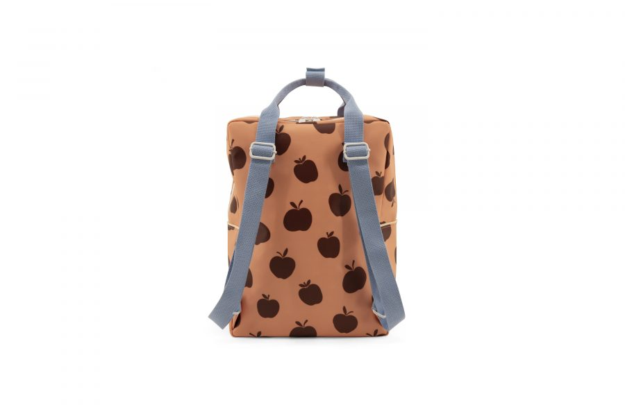 1801906 – Sticky Lemon – backpack large – special edition – apples – berry swirl – cherry red – (2)